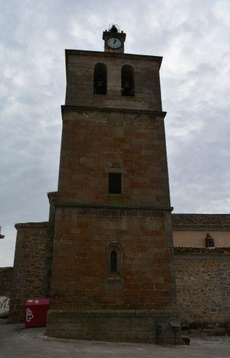 Iglesia parroquial de Santa Catalina, torre