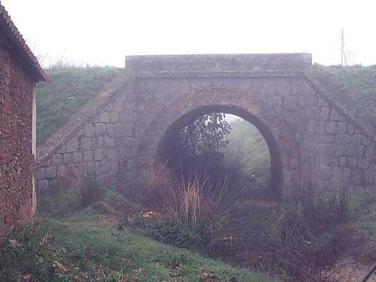 Túnel de la calle Fuentes