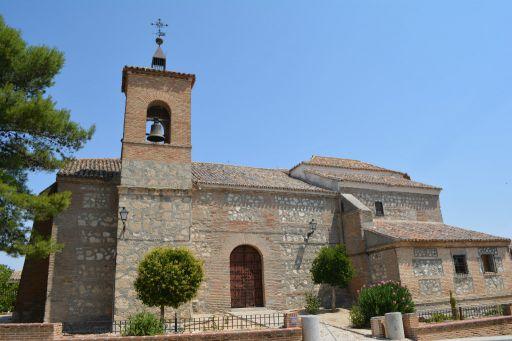 Iglesia parroquial de Santiago Apóstol, exterior