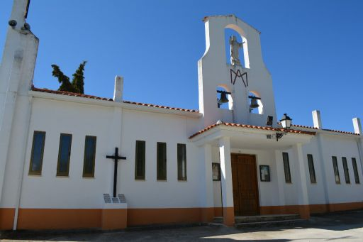 Iglesia de Robledo, exterior