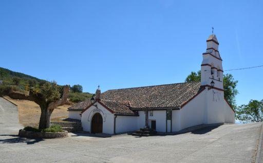 Piedraescrita, Iglesia parroquial de Sta. María de Piedraescrita