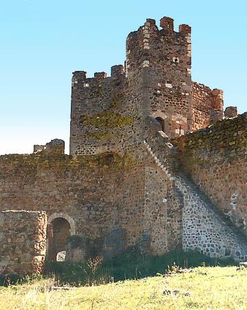 Castillo de Montalbán, torre