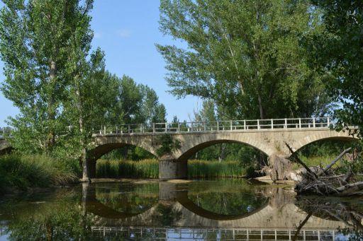 Río Torcón, puente