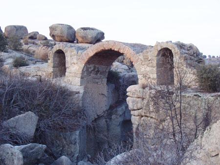 Puente romano La Canasta (1)