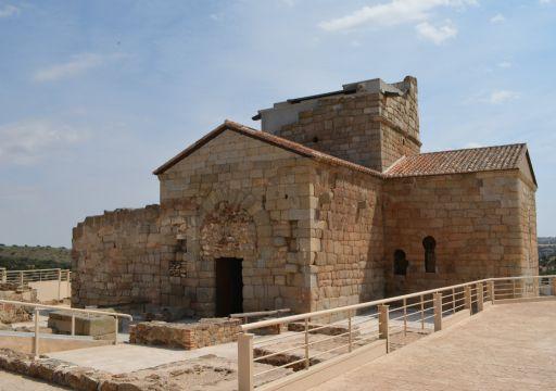 Ermita de Santa María de Melque, exterior (1)