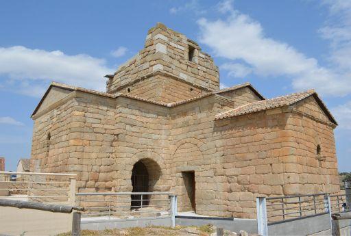 Ermita de Santa María de Melque, exterior (4)