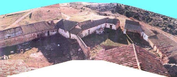 Ermita de Santa María de Melque, villas