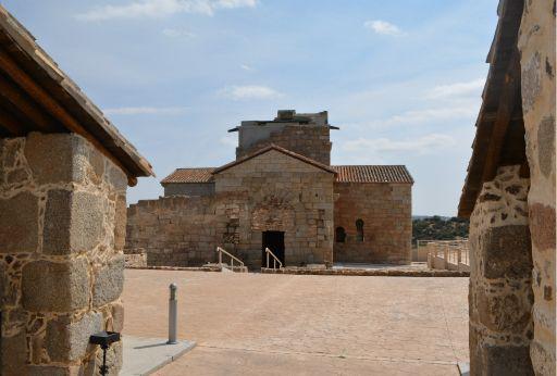 Ermita de Santa María de Melque, acceso