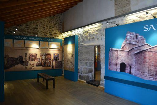 Ermita de Santa María de Melque, centro de interpretación (7)