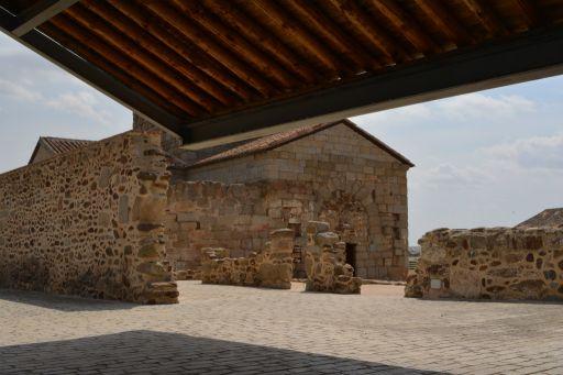 Ermita de Santa María de Melque, mirador (2)