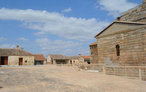 Ermita de Santa María de Melque, exterior (5)