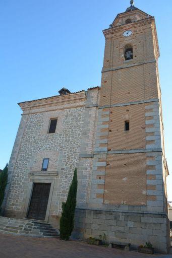 Iglesia parroquial de San Martín Obispo