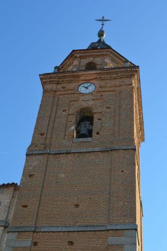 Iglesia parroquial de San Martín Obispo, torre (a)