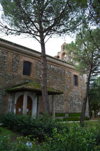 Iglesia parroquial de San Román Mártir
