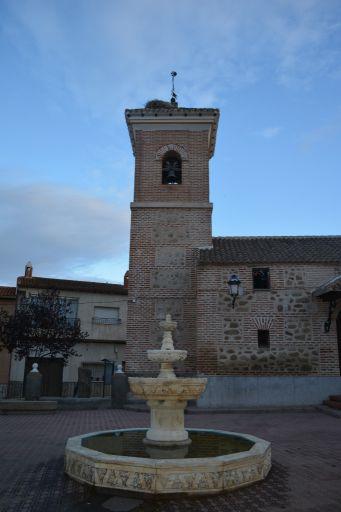 Iglesia de Santa Ana de Pusa, torre