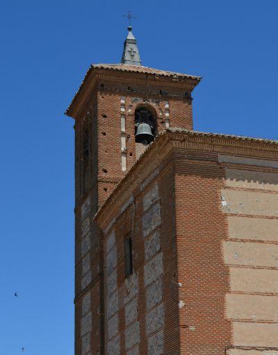 Iglesia parroquial de Santo Domingo de Silos, torre