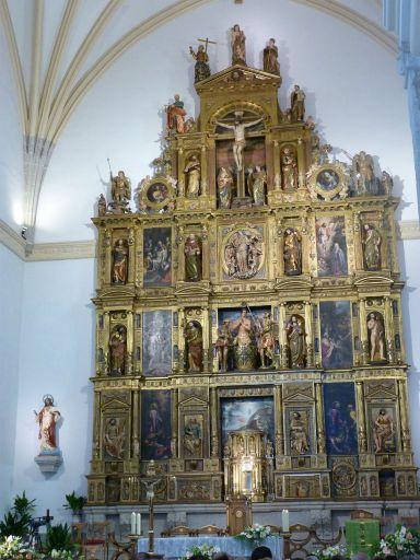 Iglesia parroquial de San Juan, interior