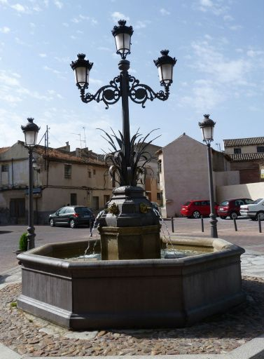 Plaza de Juan Carlos I