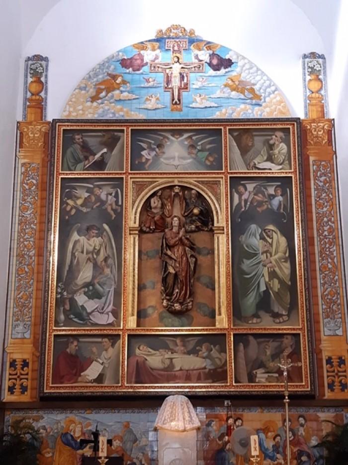 Retablo Iglesia Ntra. Sra. de la Asunción