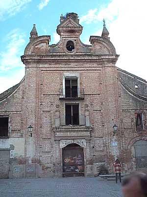 Iglesia de San Agustín el Viejo