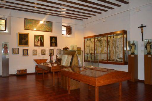 Convento de Trinitarias Recoletas, museo (1)