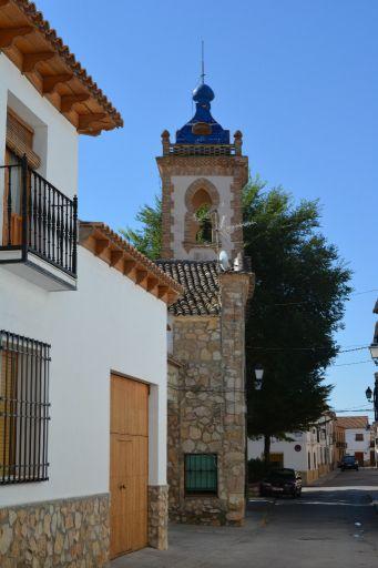 Ermita del Santo Cristo de la Humildad, torre