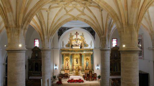 Iglesia parroquial San Antonio Abad, interior (4)