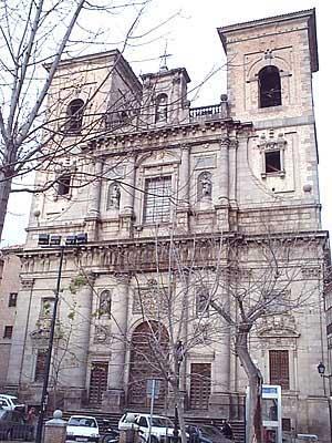 Iglesia de San Ildefonso