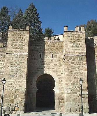 Puerta de Doce Cantos