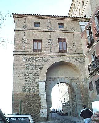 Puerta de los Alarcones