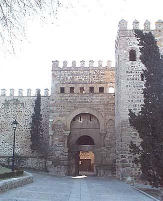 Puerta Vieja de Bisagra