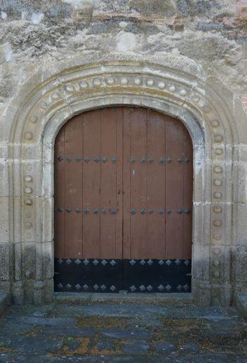 Iglesia parroquial de la Transfiguración del Señor, - El Salvador -, puerta
