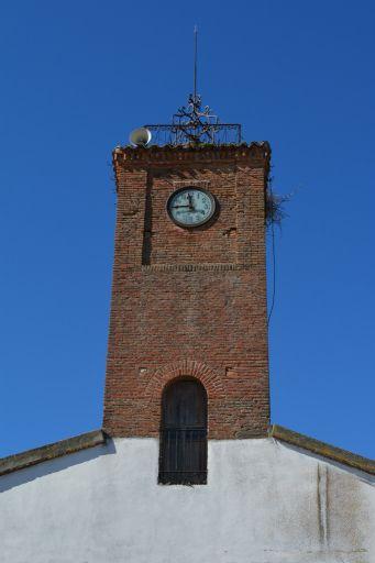 Edificio del antiguo Ayuntamiento, torre