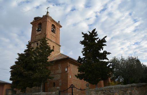 Iglesia parroquial de San Gil Abad