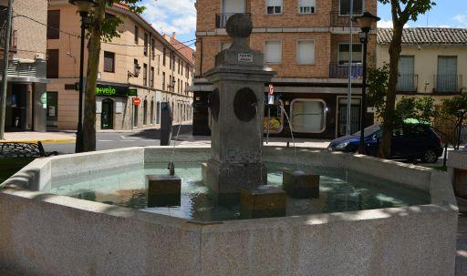 Plaza del Caño Nuevo