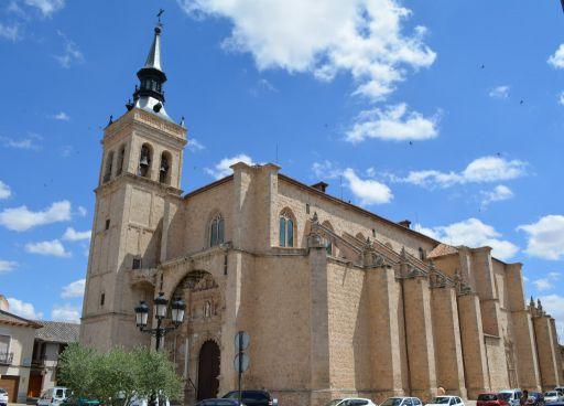 Iglesia Colegiata, exterior