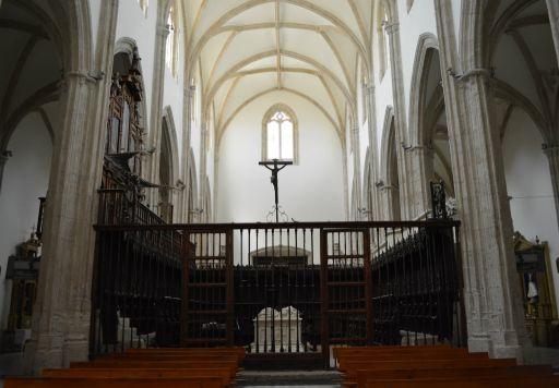 Iglesia Colegiata, coro
