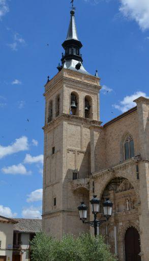 Iglesia Colegiata, torre