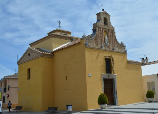 Ermita - Capilla Ntra. Sra. de la Portería, Exterior