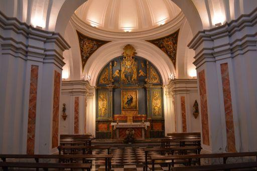 Ermita - Capilla Ntra. Sra. de la Portería, Interior