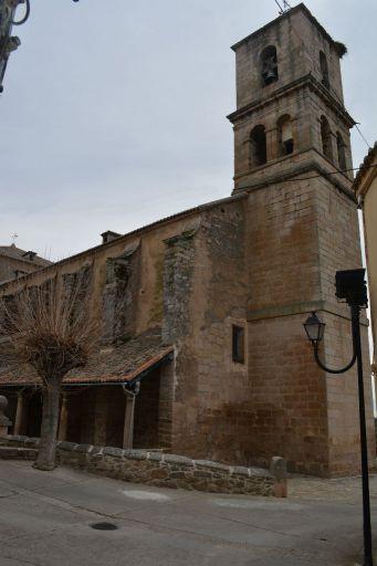 Iglesia de San Blas, torre