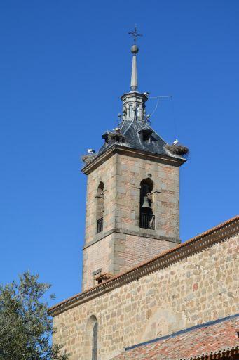 Iglesia parroquial de San Bernardino de Siena, torre