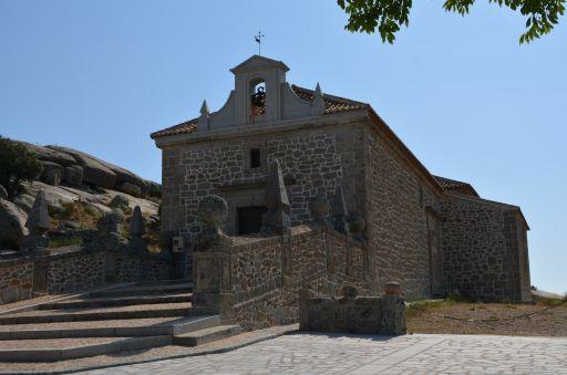 Ermita de Nuestra Señora del Águila, exterior