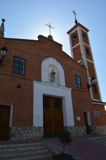 Iglesia parroquial de San Pedro Advíncula