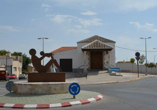 Plaza y ermita de la Concepción