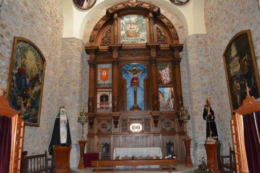 Iglesia parroquial de Nuestra Señora de la Asunción, capilla del cristo