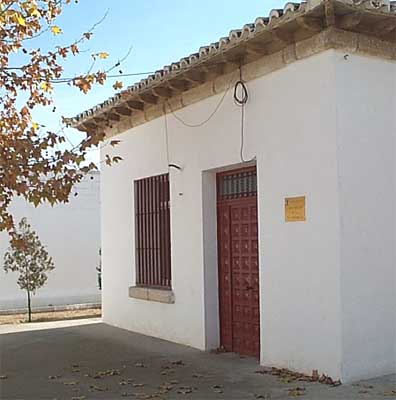 Museo de la Tía Sandalia, exterior