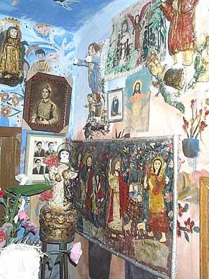 Museo de la Tía Sandalia, interior (a)