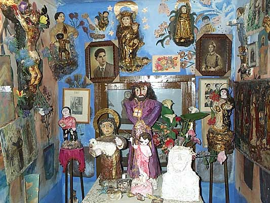 Museo de la Tía Sandalia, interior (g)