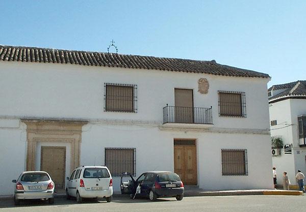 Plaza Mayor, casa restaurada